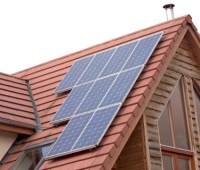 Flush Roof Mounted Solar System